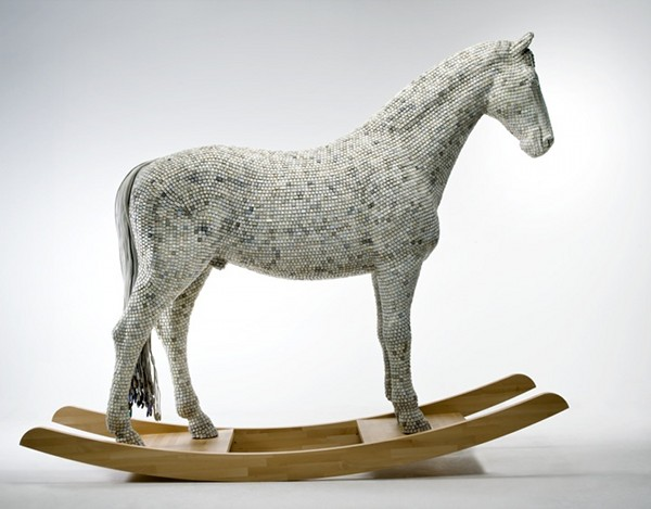 It turns out there is an awful lot you can do. You can attempt to make a rocking horse (I'm pretty sure this may not be the greatest start for first timers).