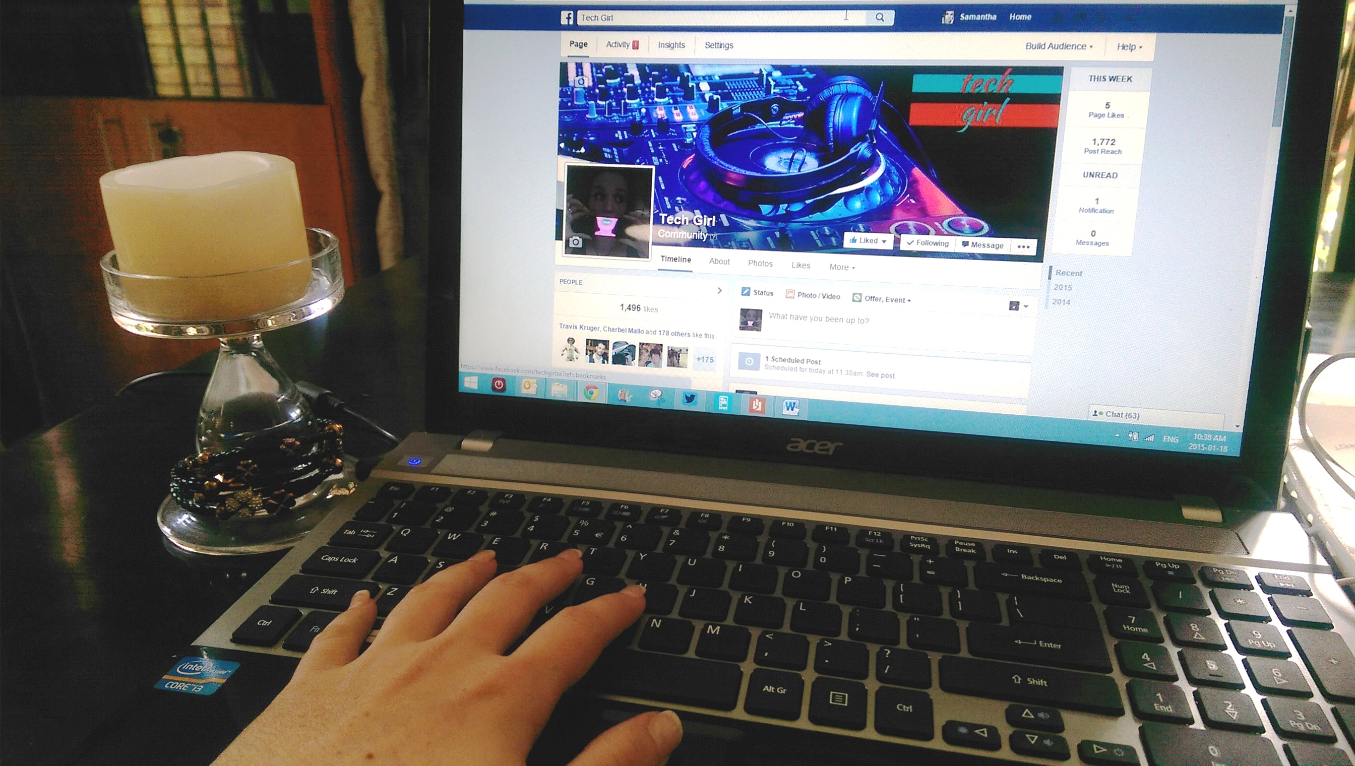how to stop annoying videos on facebook