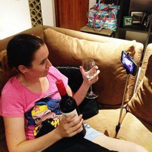10 uses for selfie sticks other than taking selfies tech girl. Black Bedroom Furniture Sets. Home Design Ideas