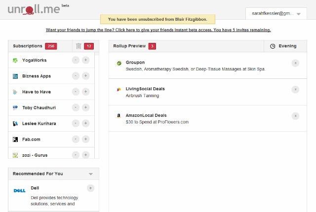 All your promotional emails in one place - Tech Girl