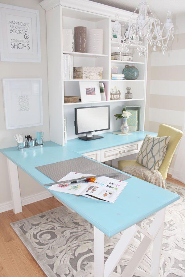 6 Home Office Organisation Tips Tech Girl