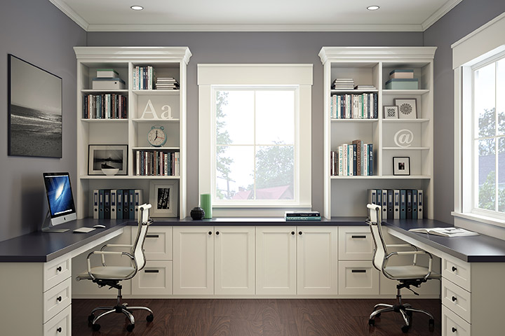 6 home office organisation tips tech girl Custom home office design