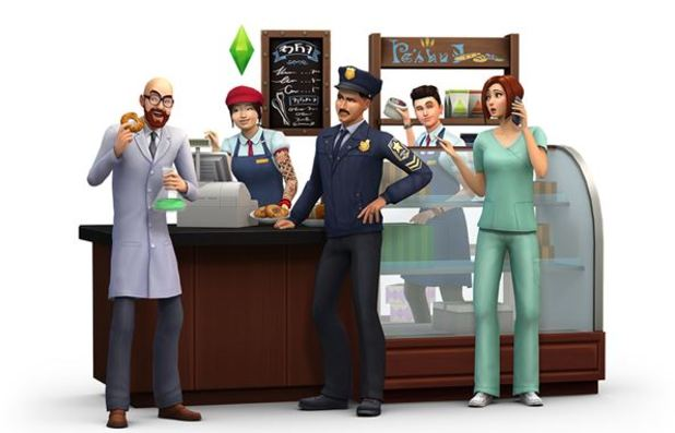 The Sims 4: Get to Work Expansion Pack review