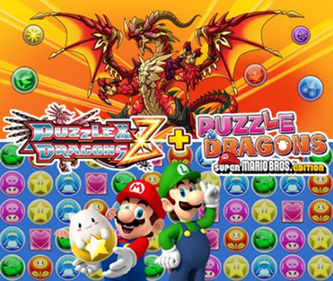 Puzzles and Dragons Z + Puzzles and Dragons Super Mario. Edition Review