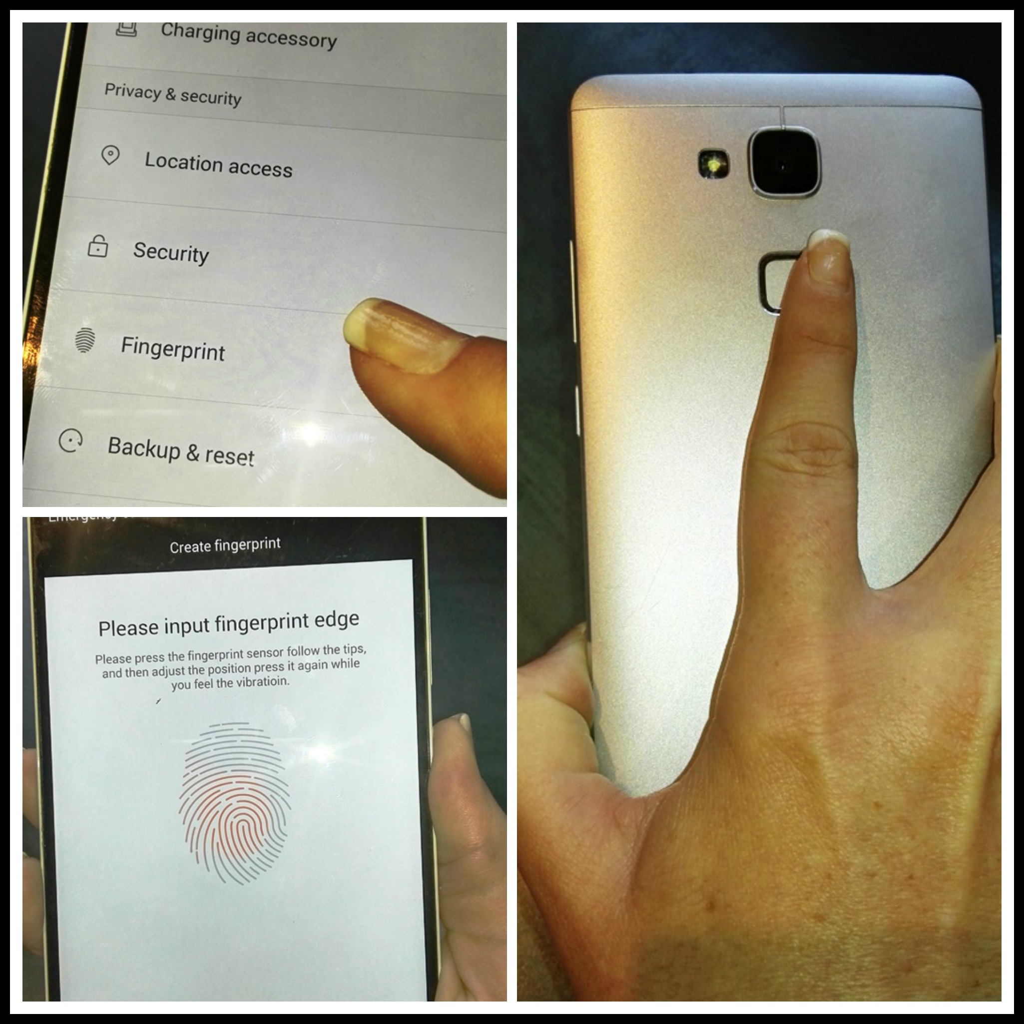 fingerprint tech The smartphone is expected to appear at the beginning of 2019, and the device will come with a fingerprint scanner located under the screen.