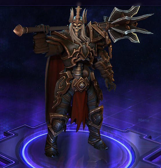 Heroes of the storm 2 months later tech girl - Heroes of the storm space lord leoric ...