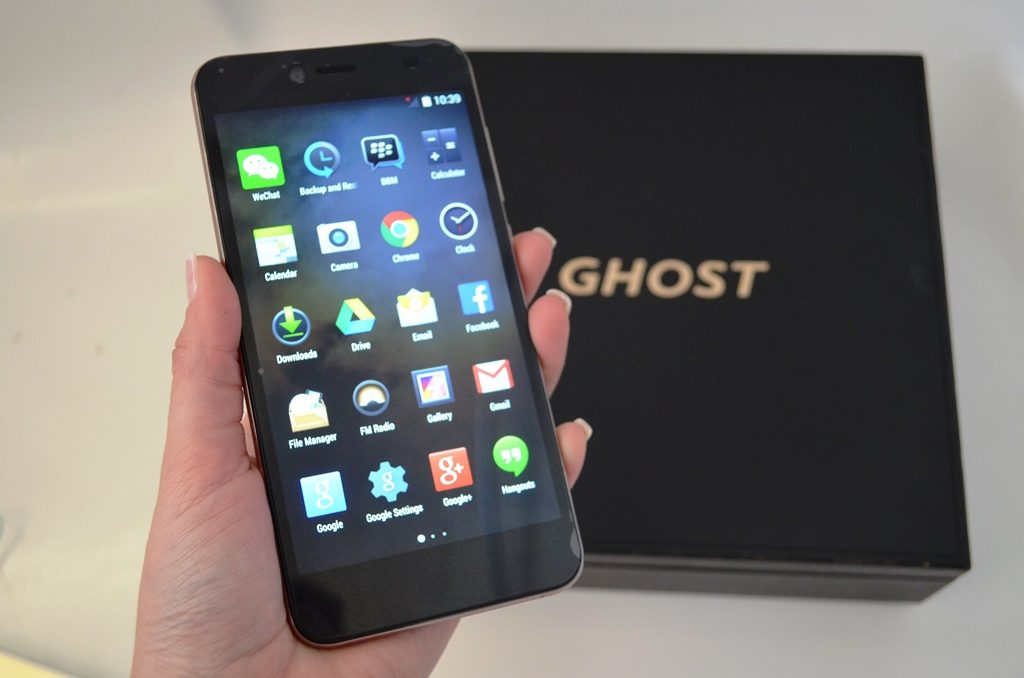 AG Ghost Review
