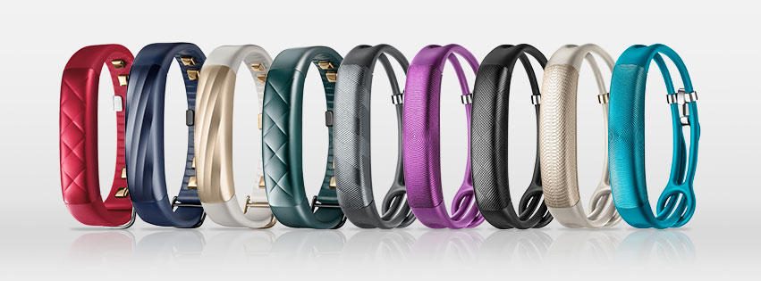 Jawbone colours