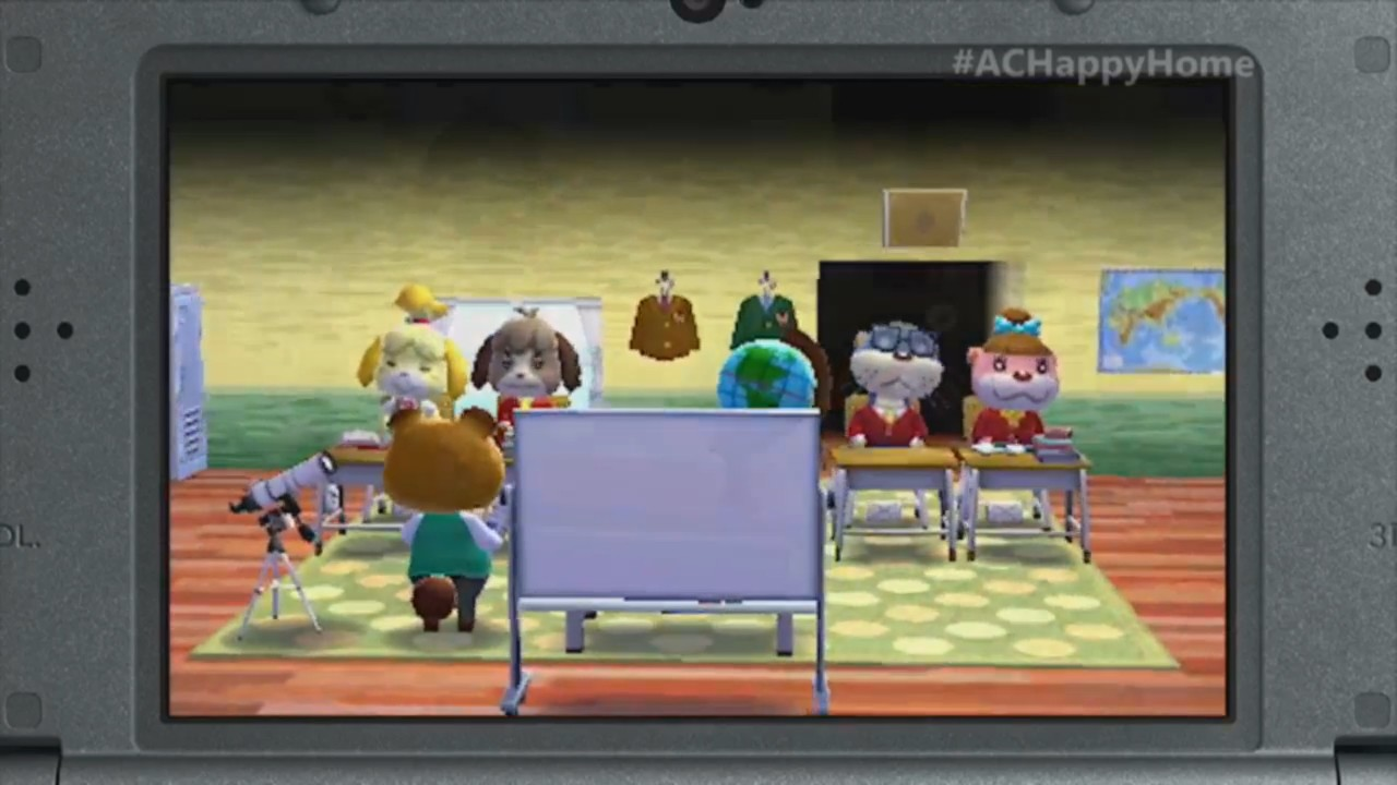 Animal Crossing Happy Home Designer Review Tech Girl