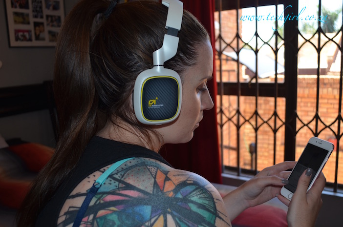 Astro A38 Headset cool tattoo