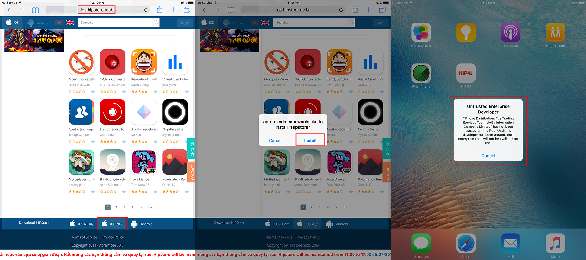 Install Apps Without Apple ID