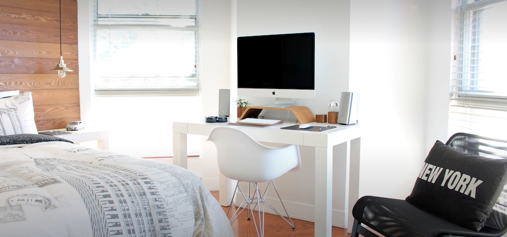 4 Tips For Lighting Your Home Office