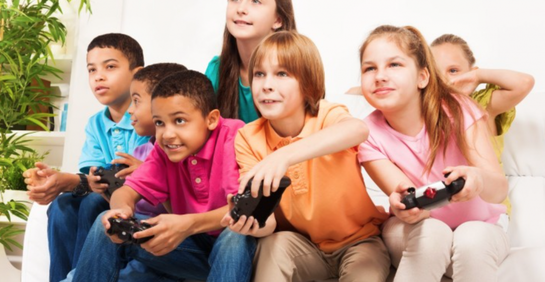 the best games for kids between the ages of 11 and 16 years old