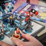 eSports players try to play LEGO Dimensions