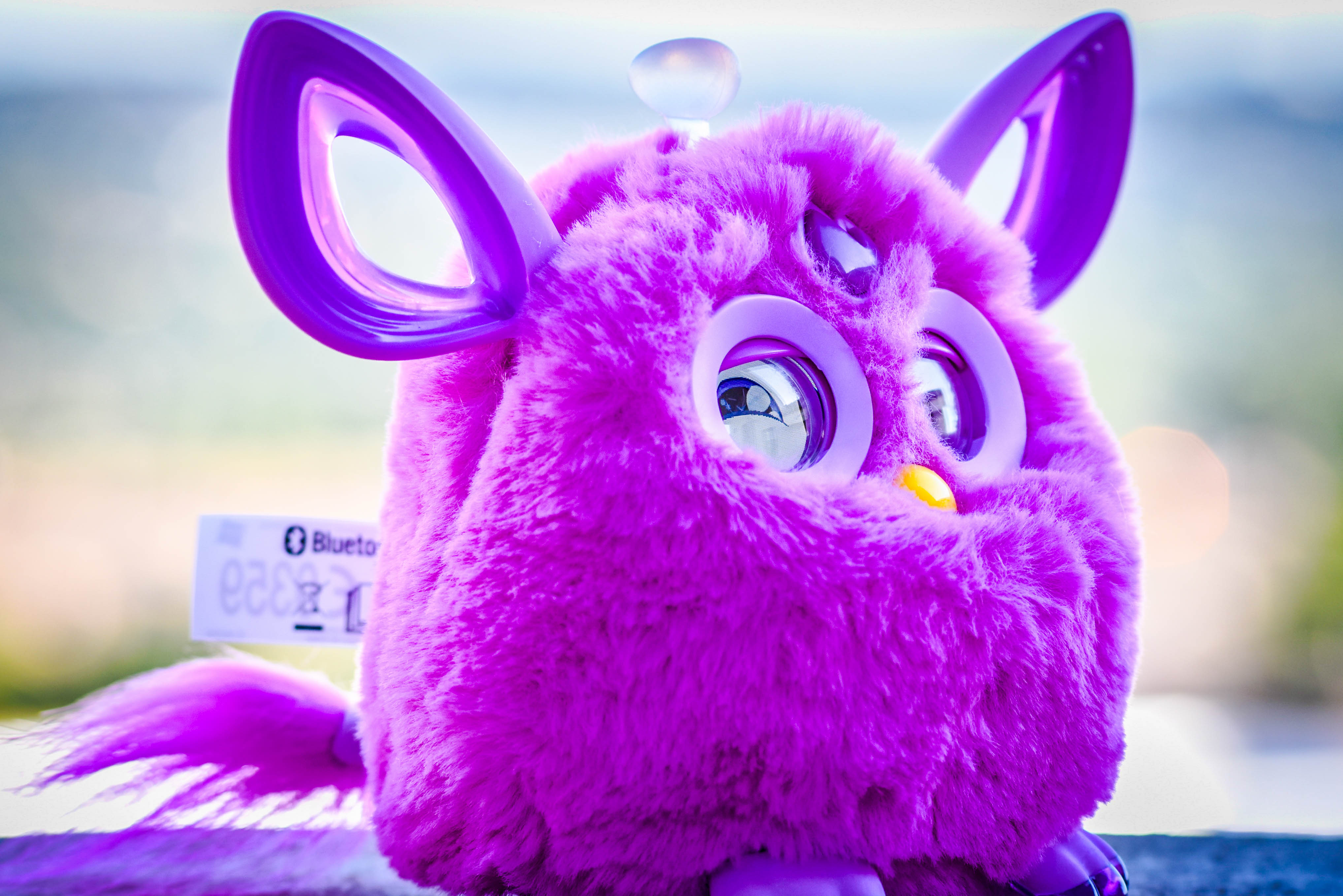replace your bestie with a Furby Connect