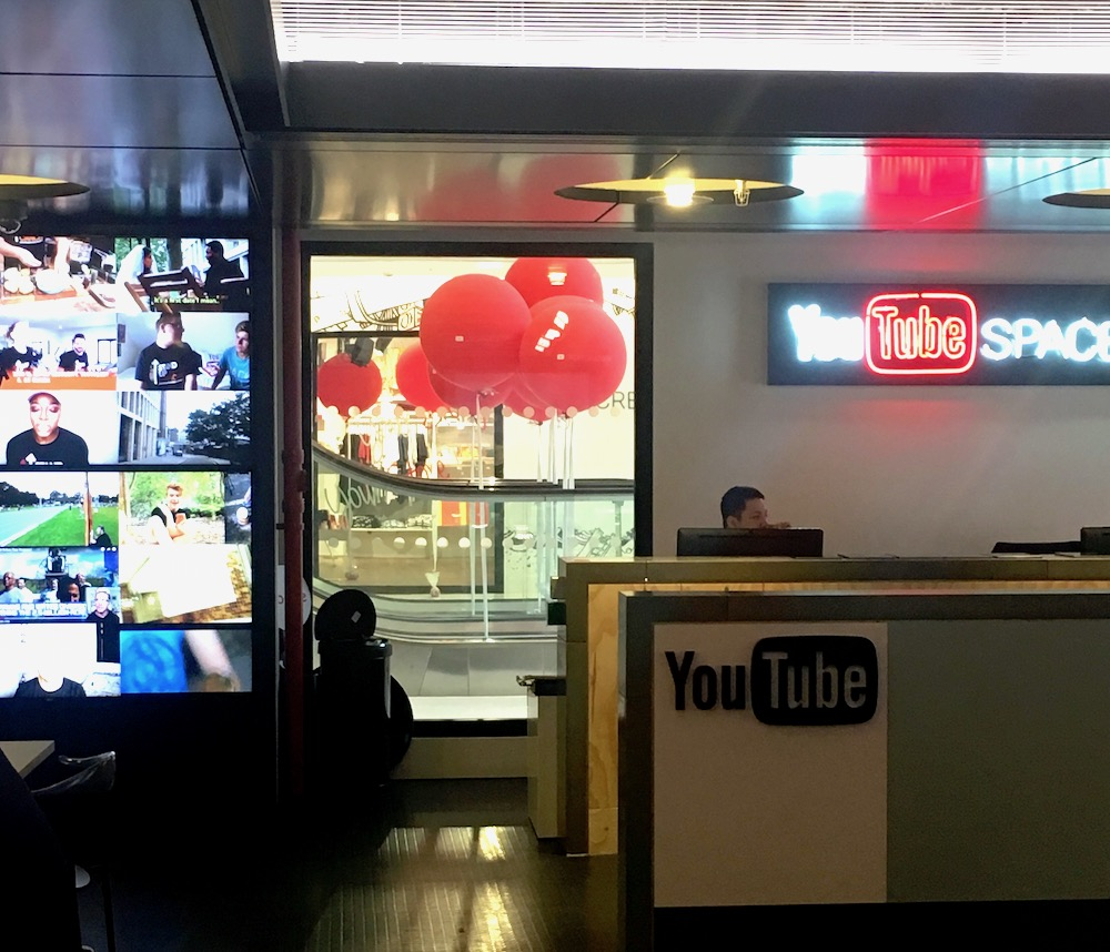youtube creators studio