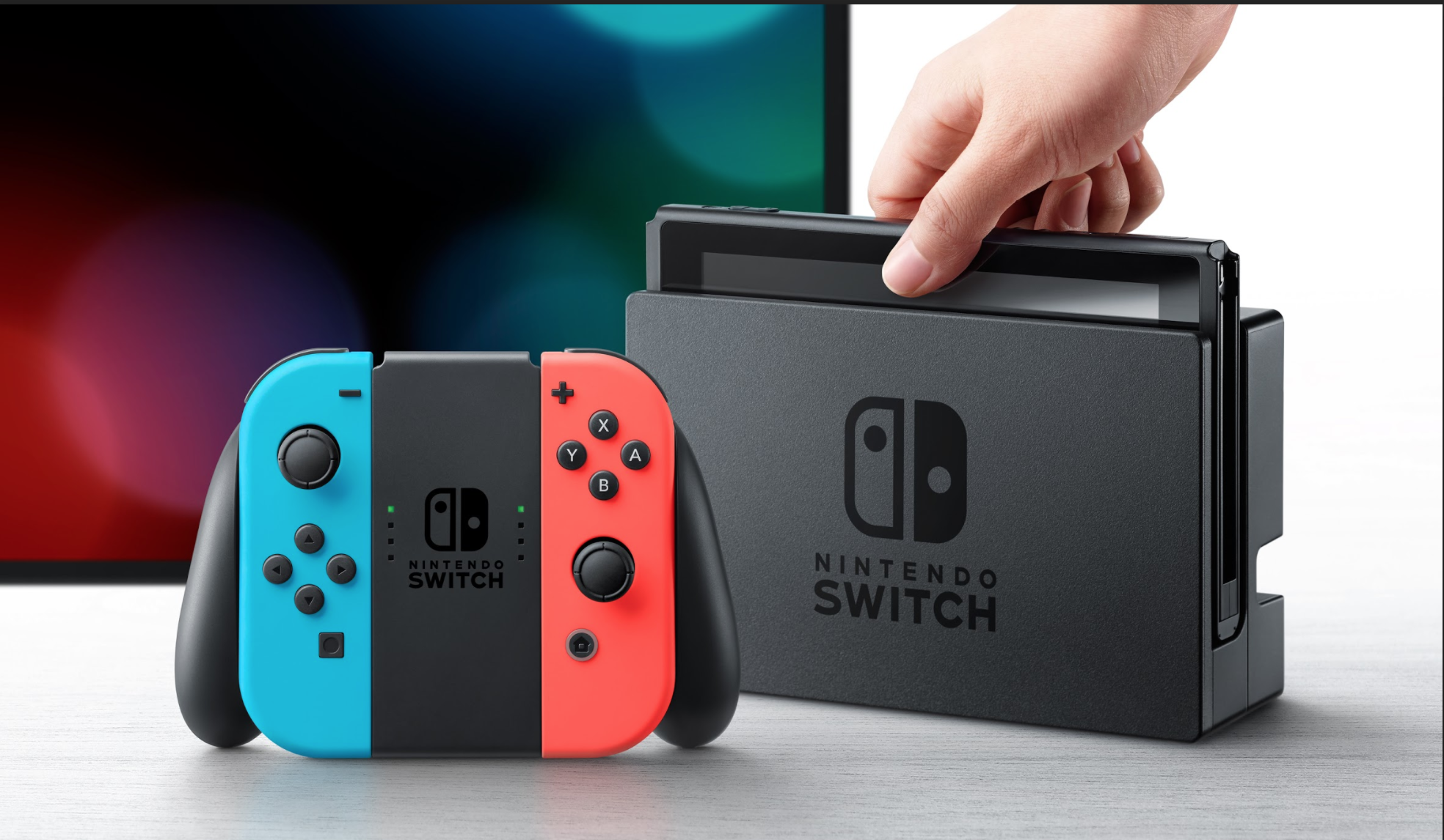 nintendo switch hype