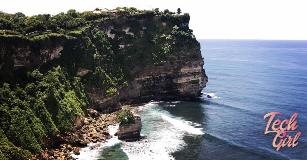 tech travel tips when visiting Bali