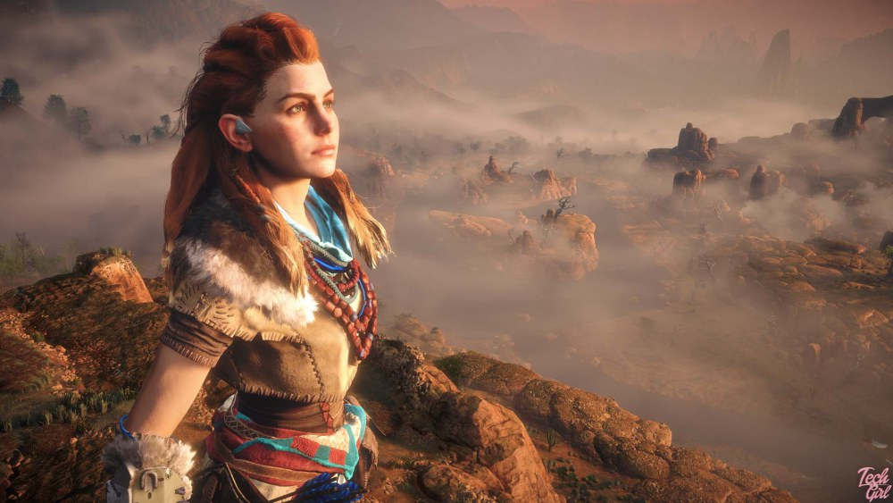 horizon zero dawn female character