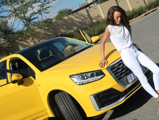 Audi Q2 review with Nasty C