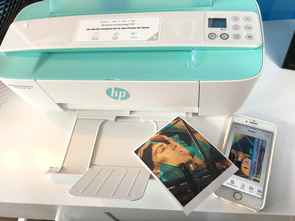 הגדול 3 Reasons I need a printer at home - Tech Girl IZ-04
