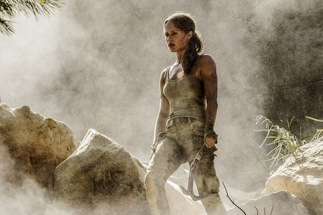 lara croft in south africa