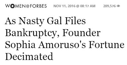 nasty girl files for bankruptcy