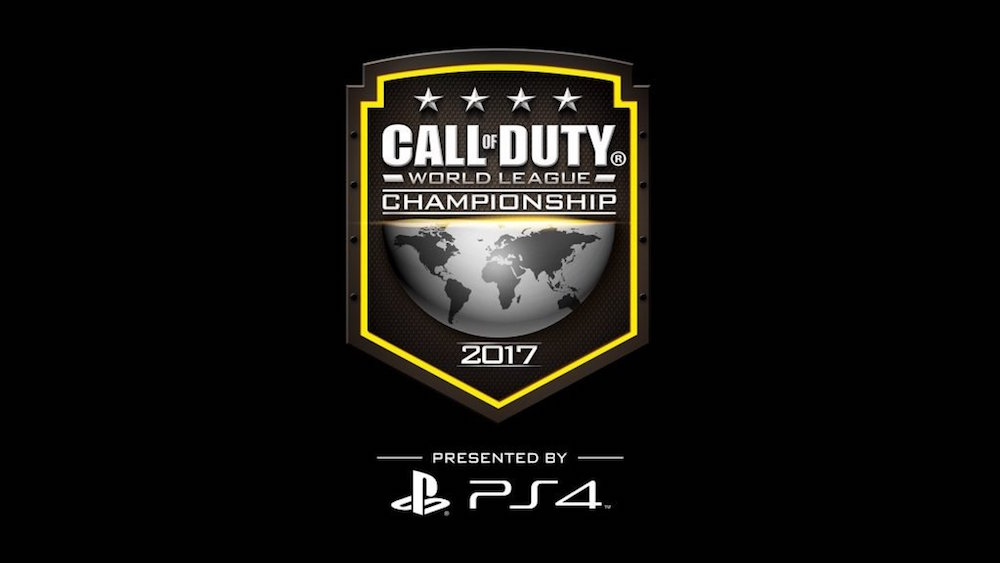 CWL Champs 2017 presented by PS4