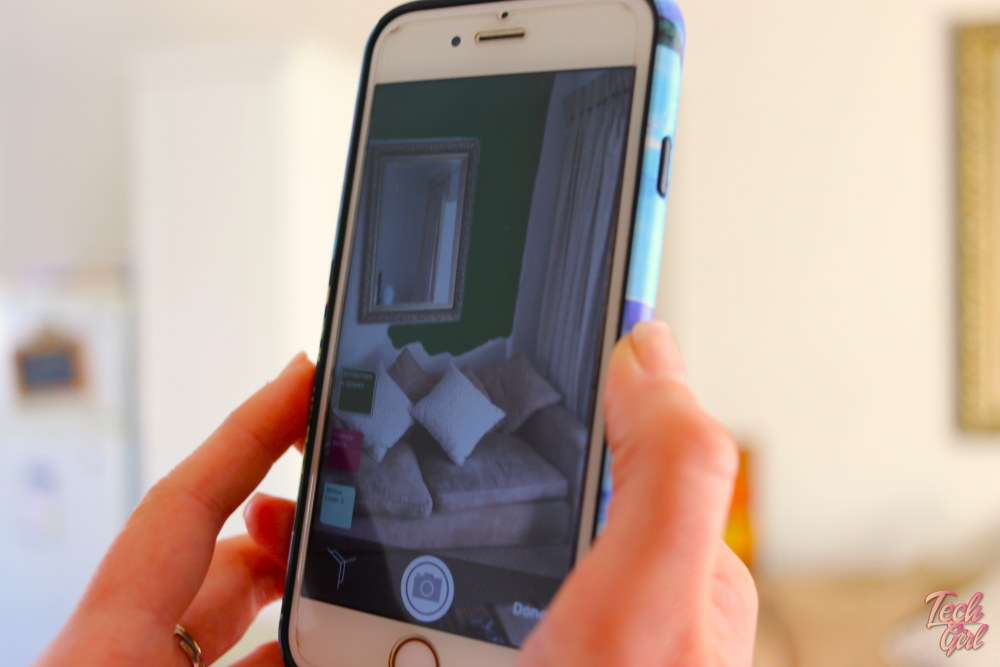 Home styling app from dulux