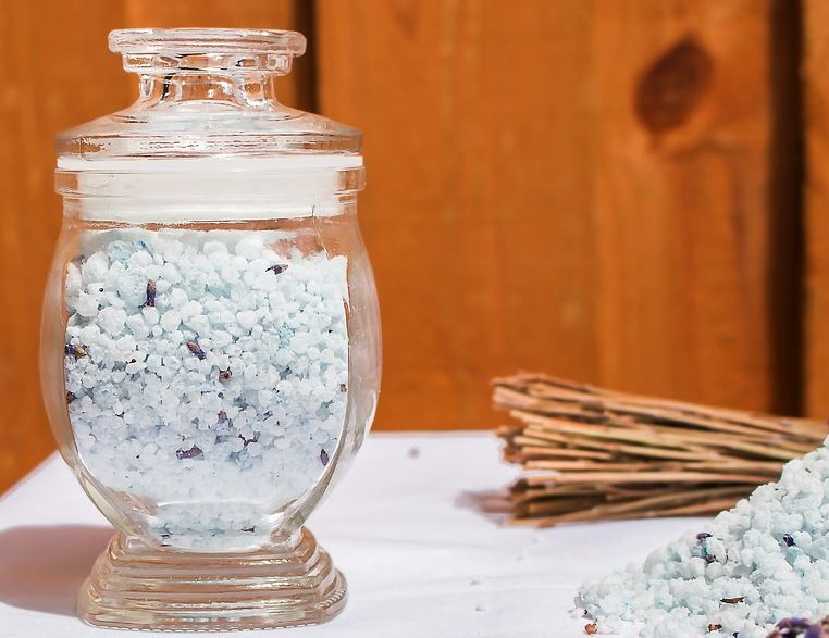 epsom salts with lavender