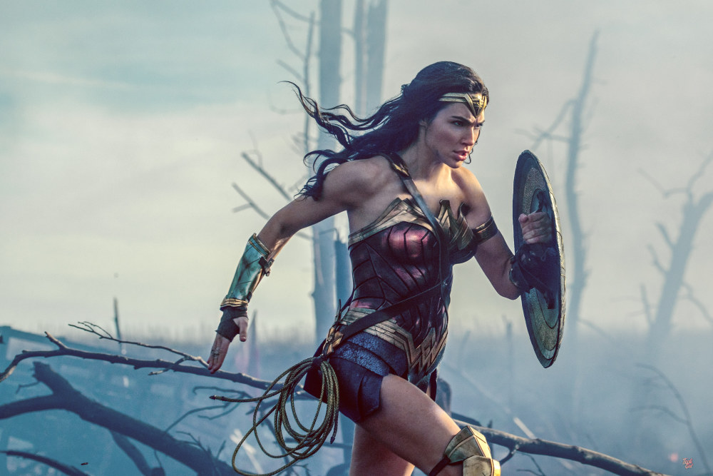 tech girl wonder woman interview