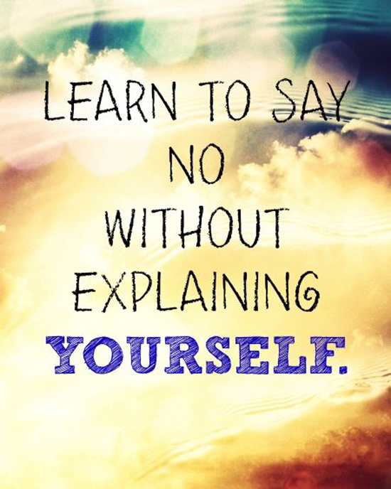 learn-to-say-no-life-quotes-sayings-pictures1