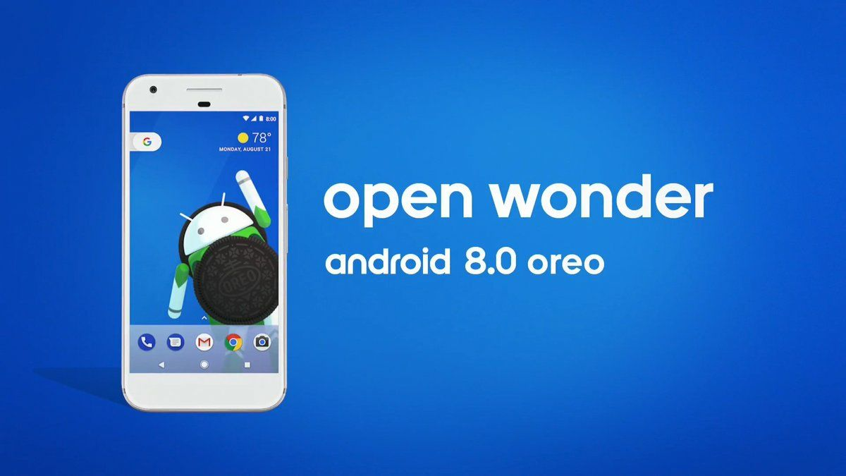 Android Oero