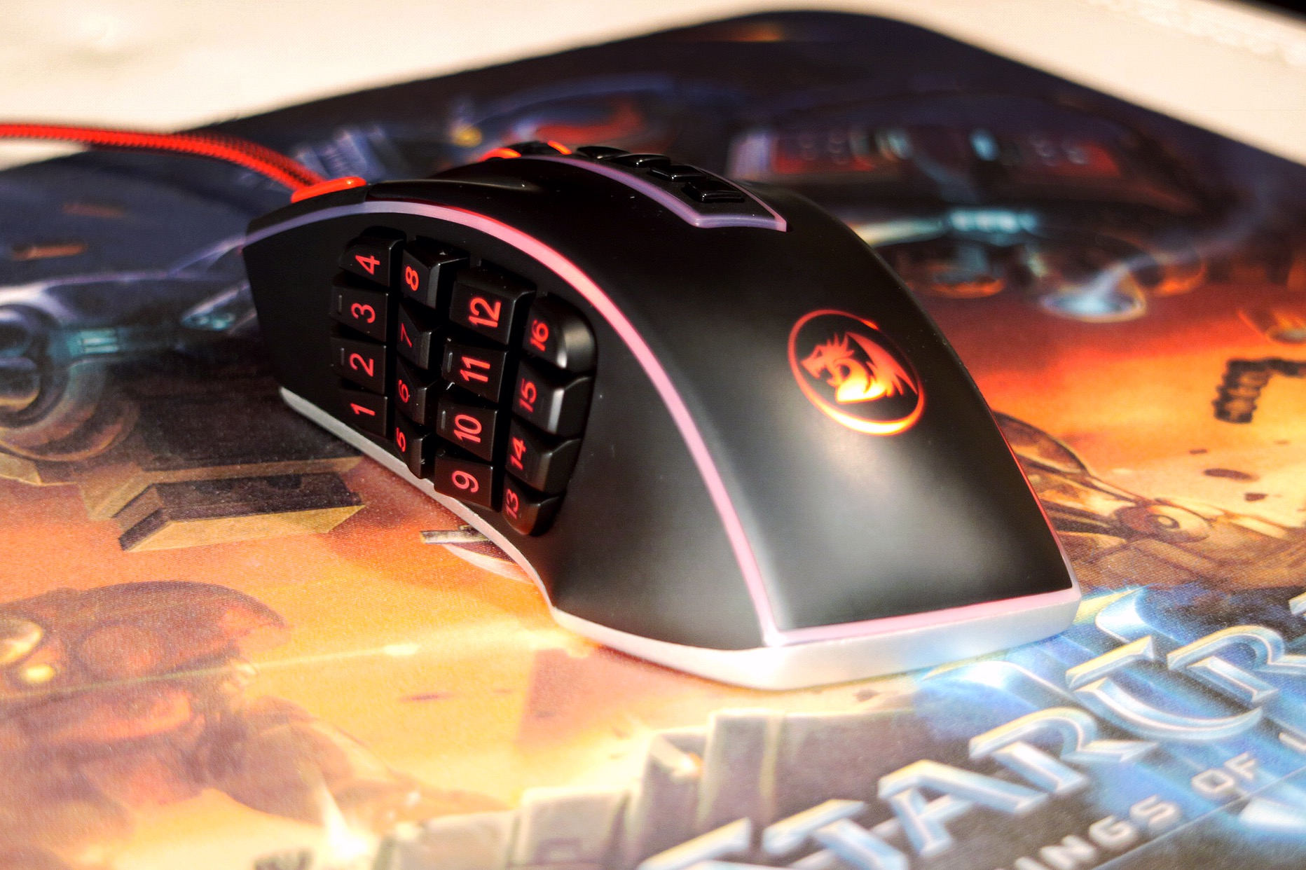 Redragon Peripherals Review