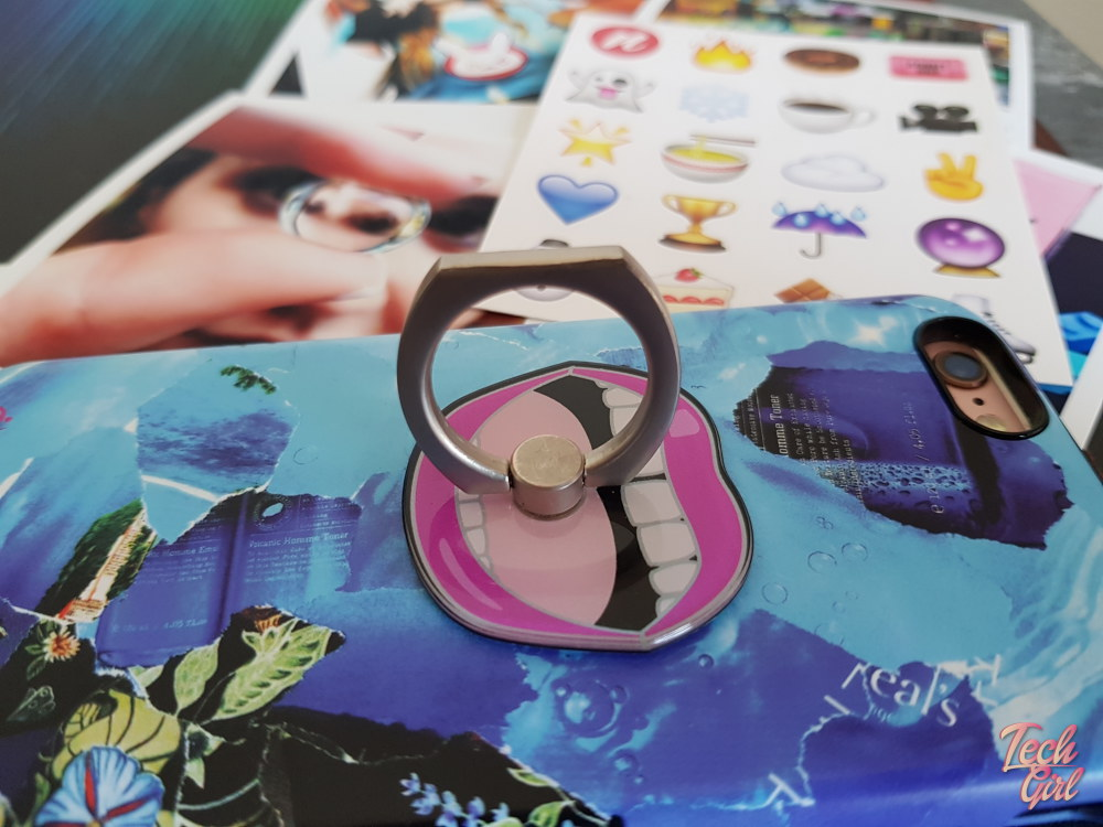 smartphone accessory ring