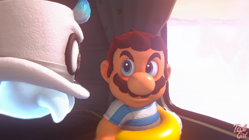 how to find peach in mario odyssey