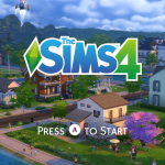 The Sims 4 on console (xbox One)