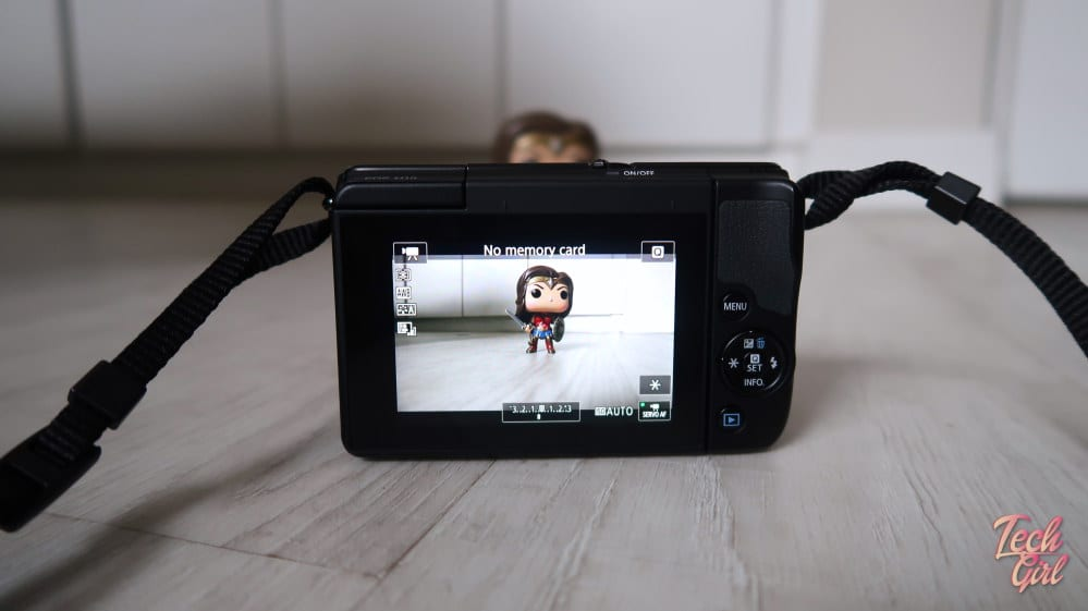 Vlogging Camera review
