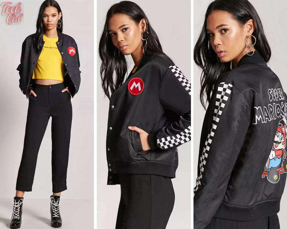 forever 21 super mario collection