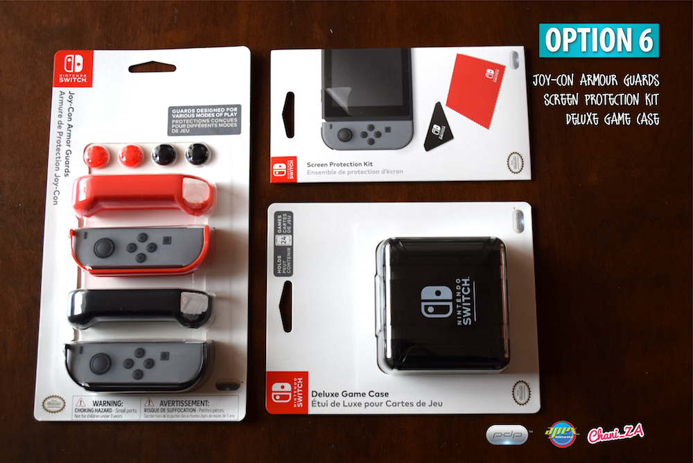 PDP Gaming Nintendo Switch Game card storage