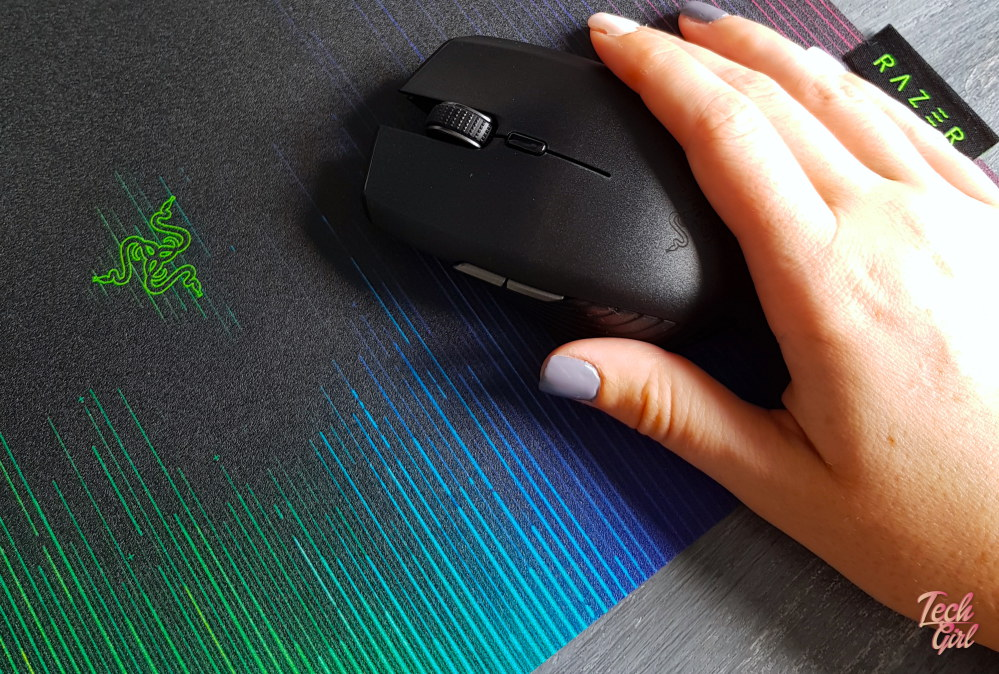 Wireless mouse review