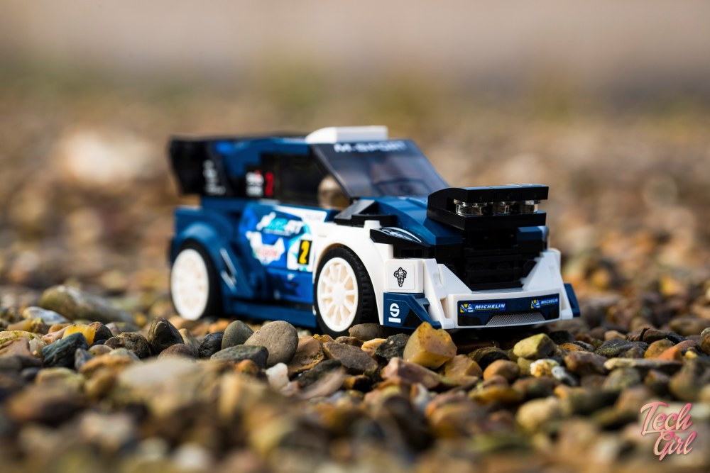 ford rally car lego