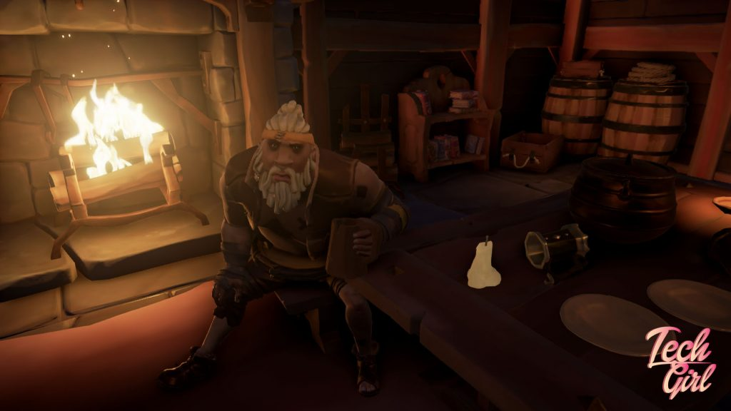 Sea of Thieves The Hungering Deep Bilge Rat Tavern