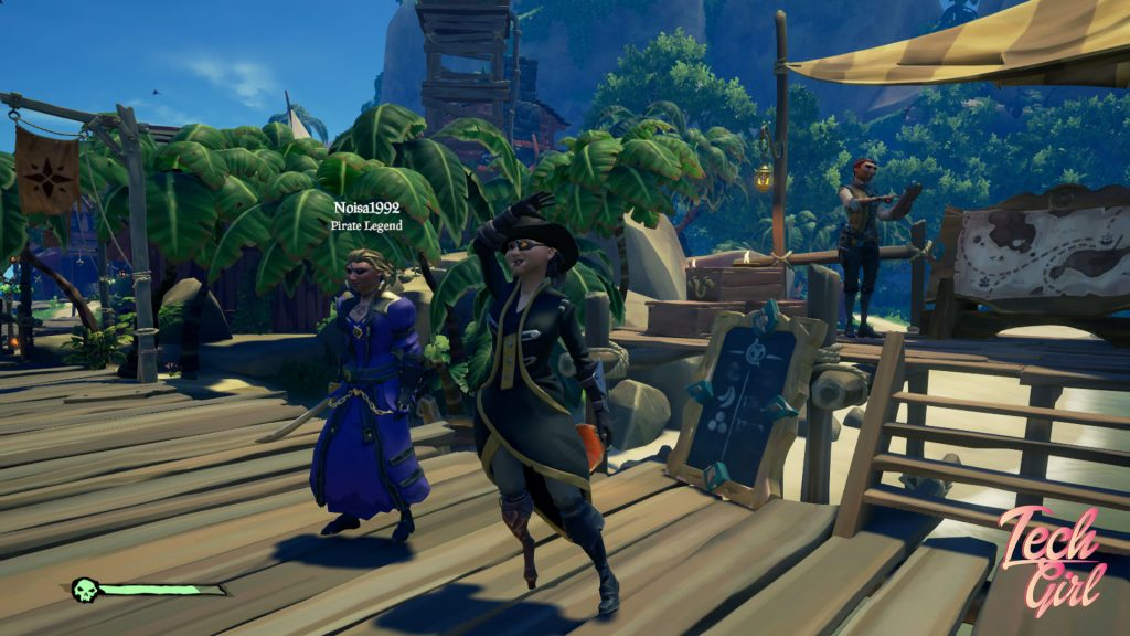 Sea of Thieves Pirate Legend Level 50