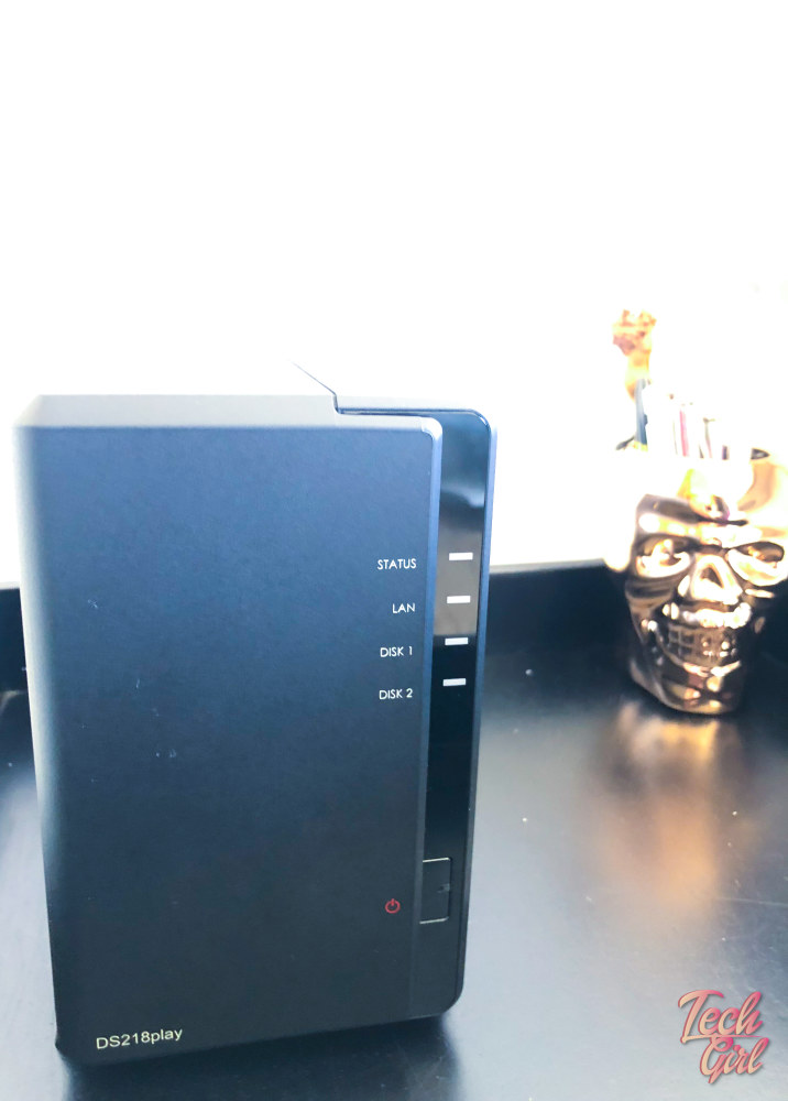 Synology DS218play NAS DiskStation