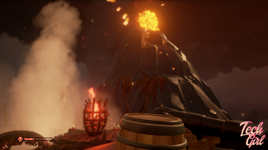 Sea of Thieves Volcano