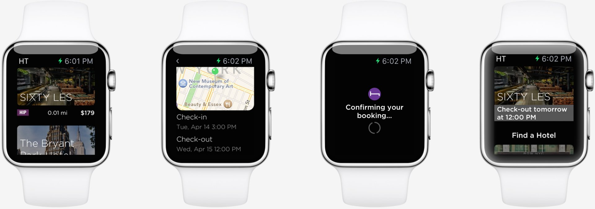 apple watch app 4