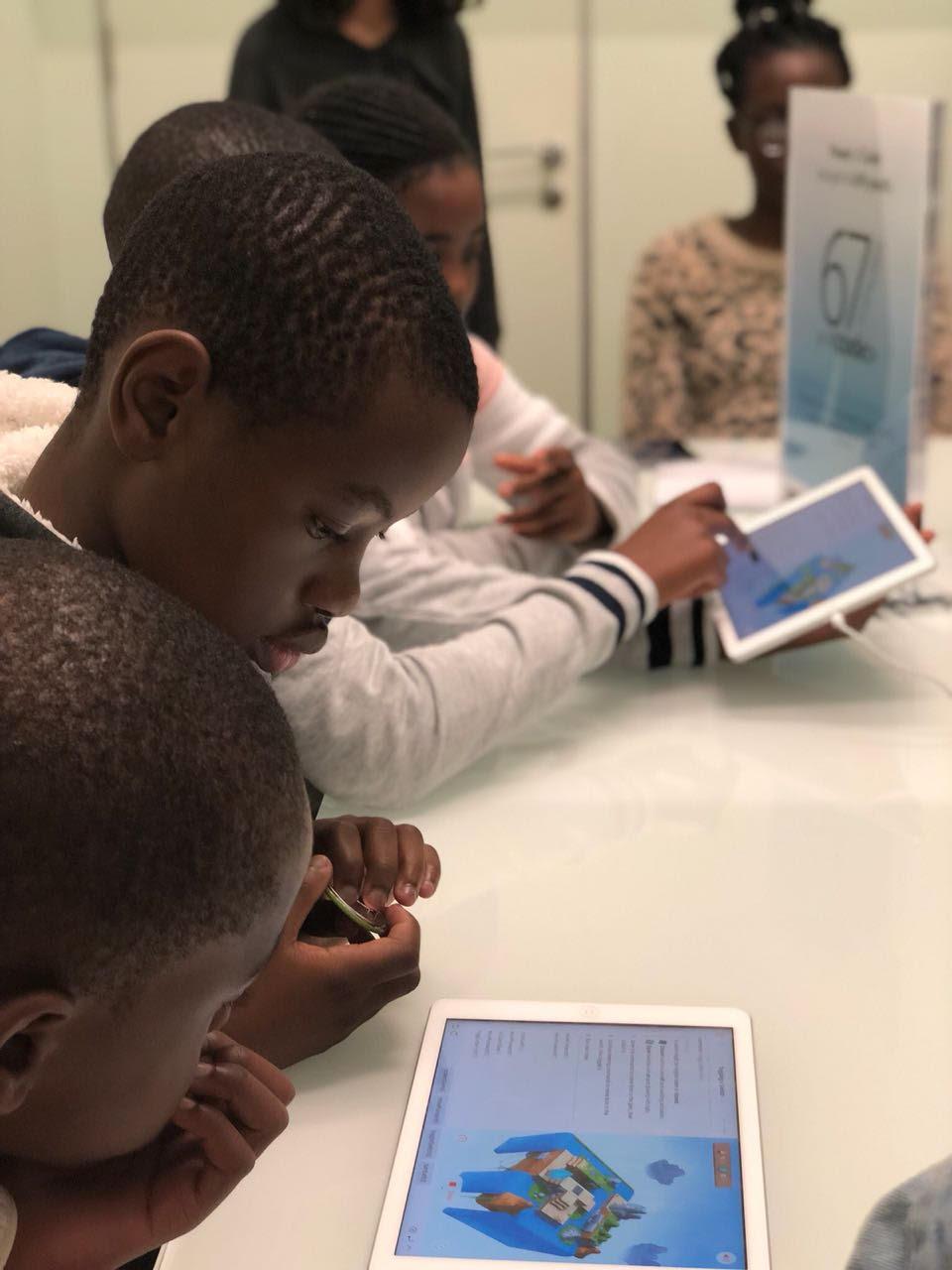 Free coding classes for kids - Tech Girl