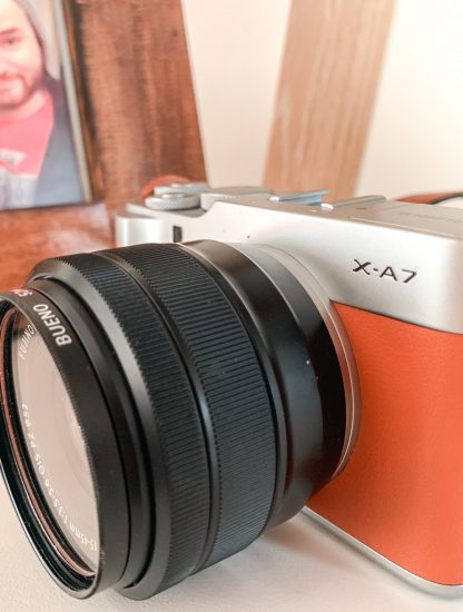 Fujifim X-A7 review
