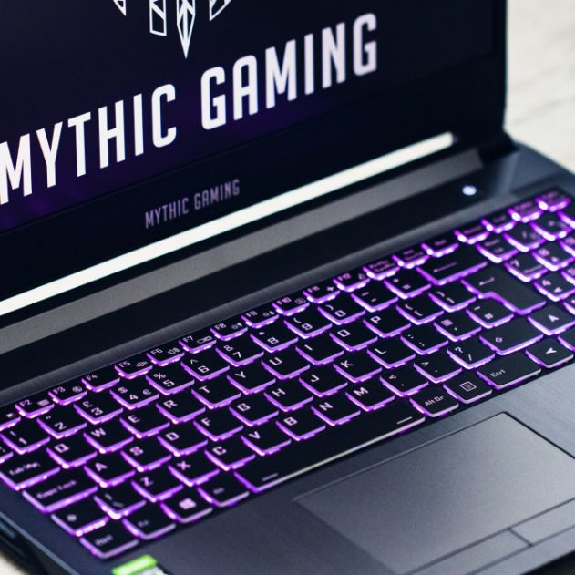 mythic gaming laptop